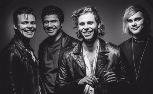 Рок-группа 5 Seconds Of Summer – No Shame tour 2020