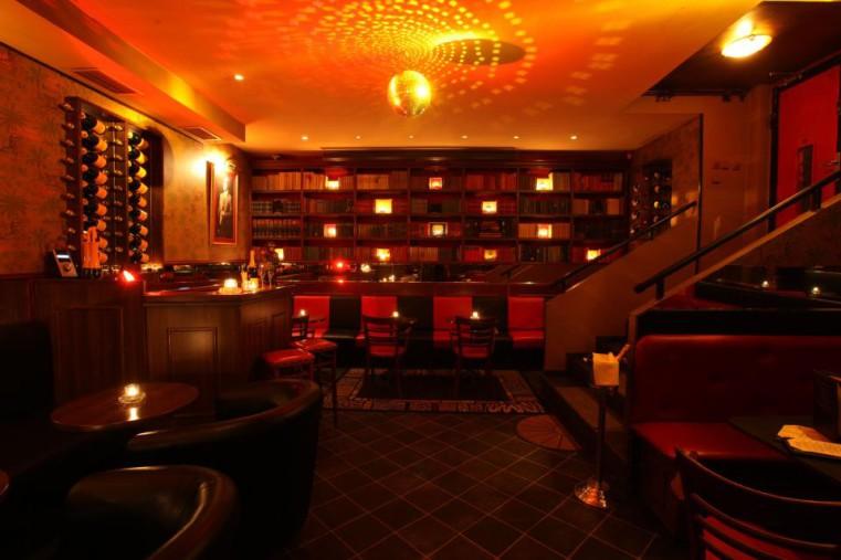 Bar and Books - Сигары и виски в лучших барах Праги