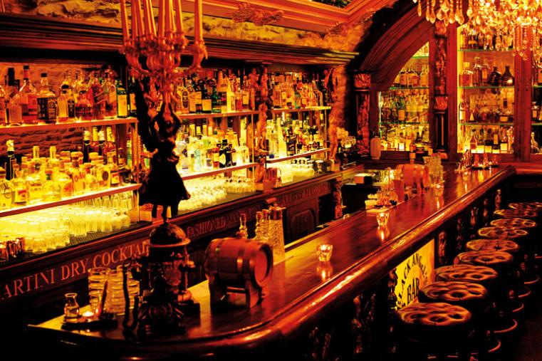 Black Angel's - Лучшие бары Праги