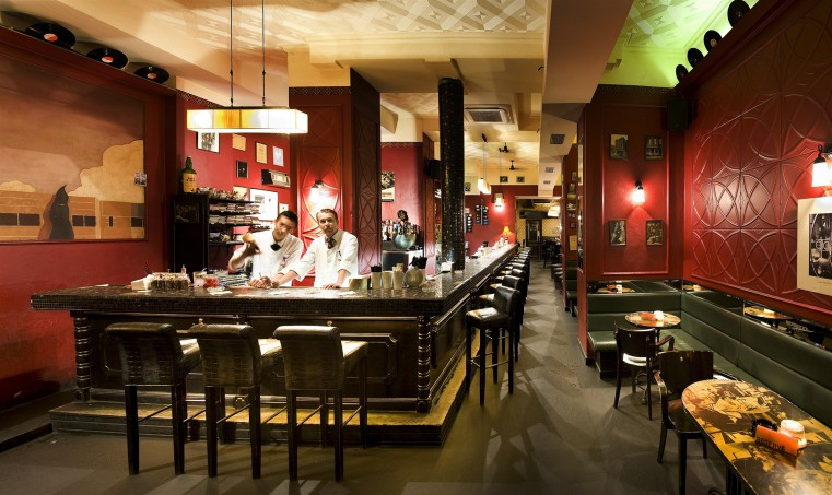 Tretter's cocktail bar - Топ 5 лучших баров Праги