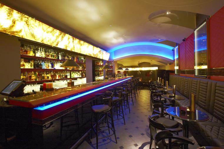 Bugsy's bar - Топ 5 лучших баров Праги