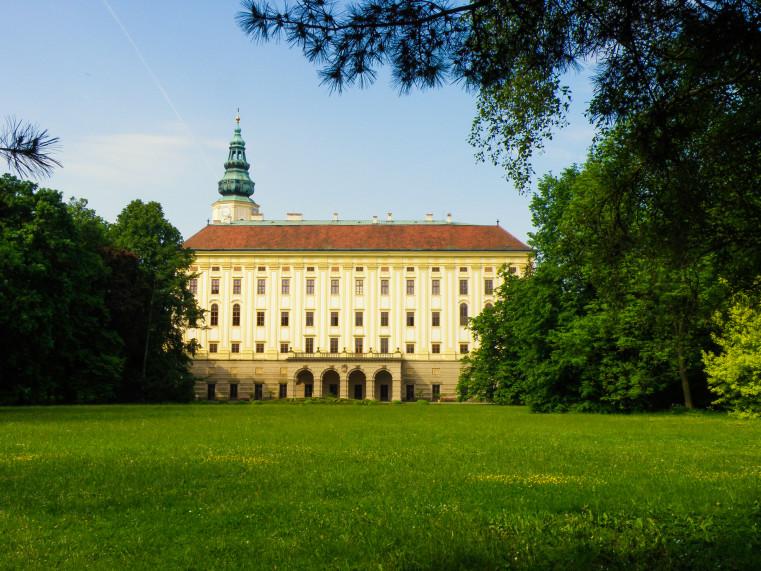 Архиепископский замок - Чешское наследие ЮНЕСКО