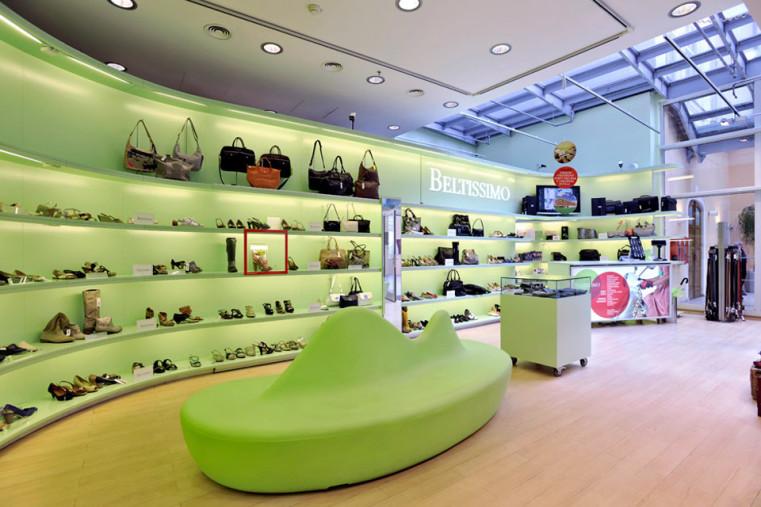 Beltissimo - Итальянская обувь в Праге