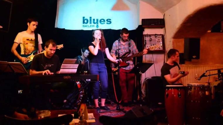 Blues sklep - Джаз - клубы в Праге