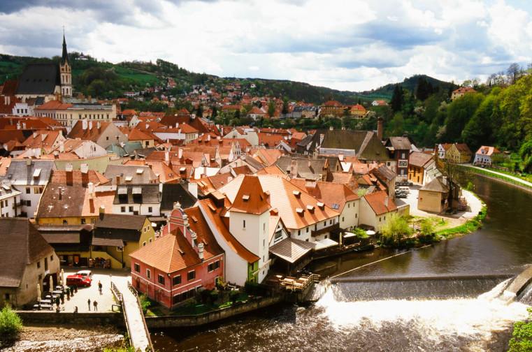 Чешский Крумлов - Чешское наследие ЮНЕСКО