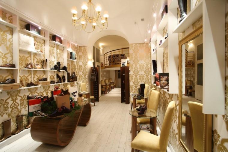 Caramello - Итальянская обувь в Праге