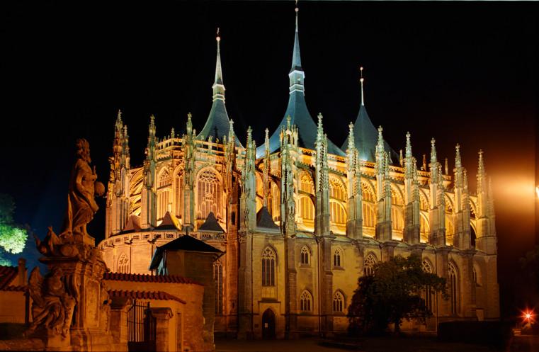 Город Кутна-Гора - Чешское наследие ЮНЕСКО
