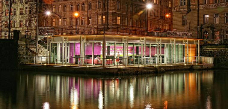 Jazz Dock - Джаз - клубы в Праге