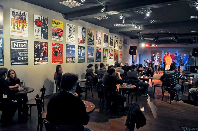 Jazz Republic - Джаз - клубы в Праге