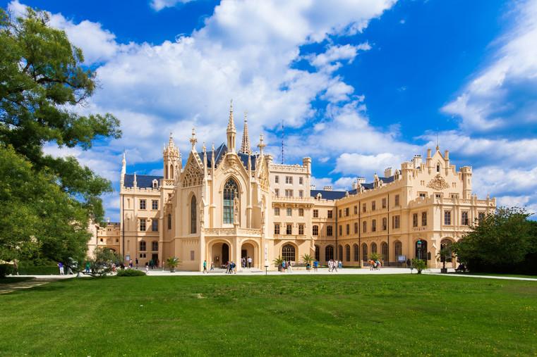 Леднице-Валтице - Чешское наследие ЮНЕСКО