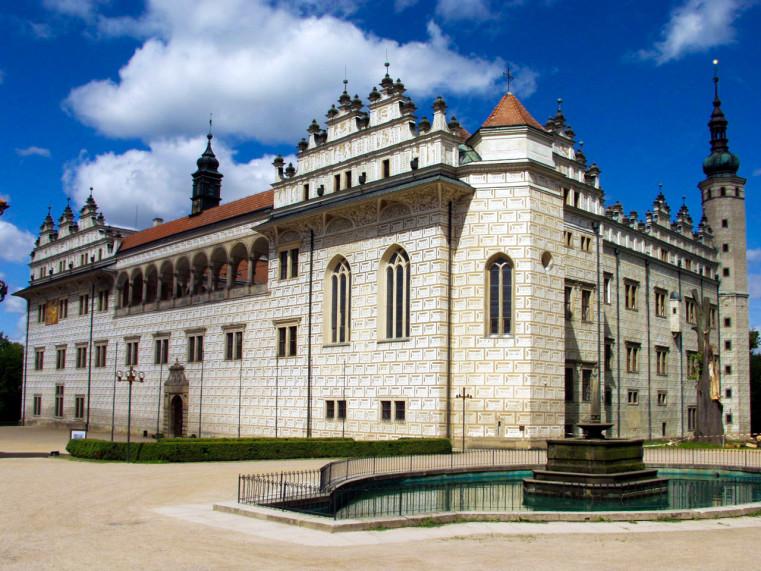 Литомышль - Чешское наследие ЮНЕСКО