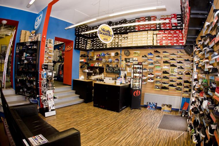 Skateshop EL NINO - Популярные скейтшопы Праги