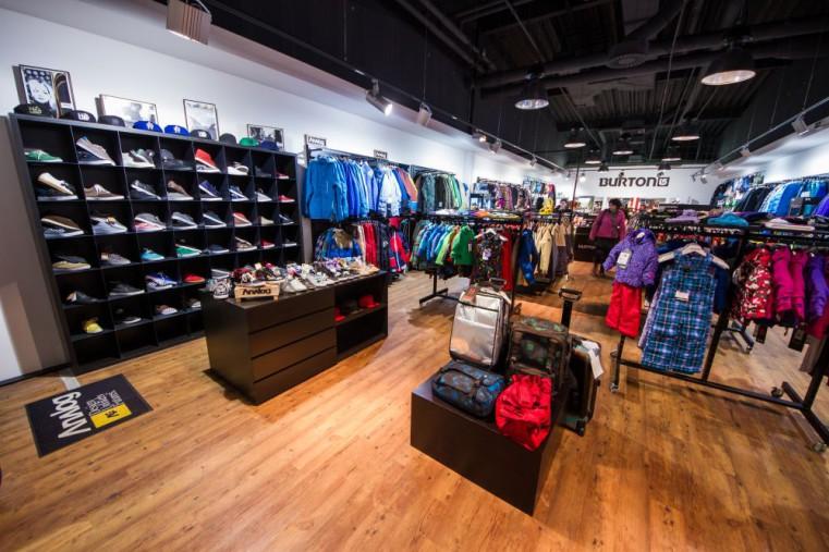 Store #13 - Популярные скейтшопы Праги