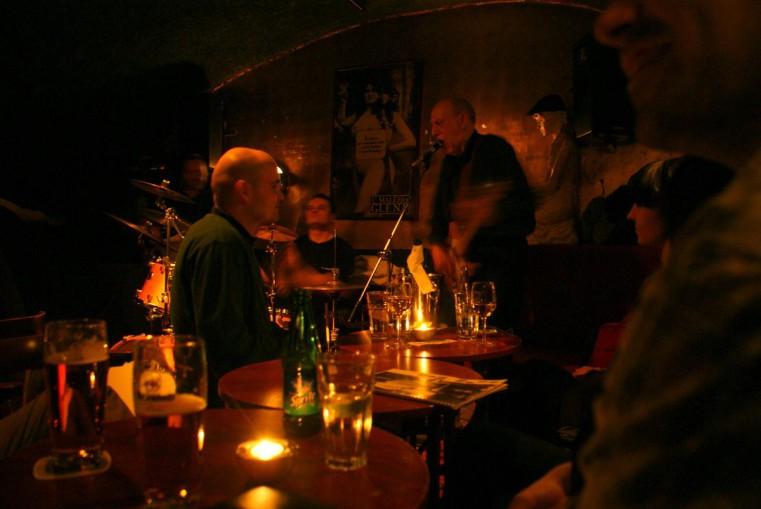 U Malého Glena - Джаз - клубы в Праге