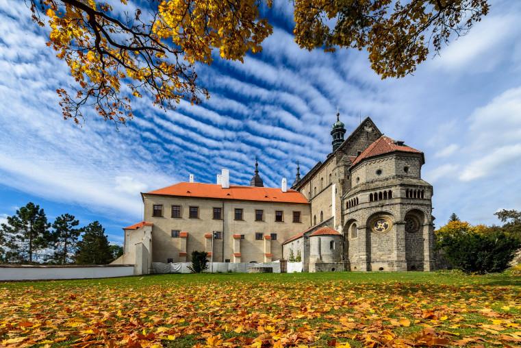 базилика Св. Прокопа - Чешское наследие ЮНЕСКО