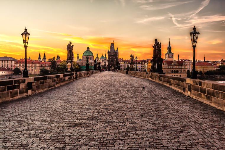 город Прага - Чешское наследие ЮНЕСКО
