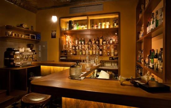 Bonvivant's cocktail tapas café