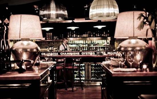 Zdeněk's Oyster Bar
