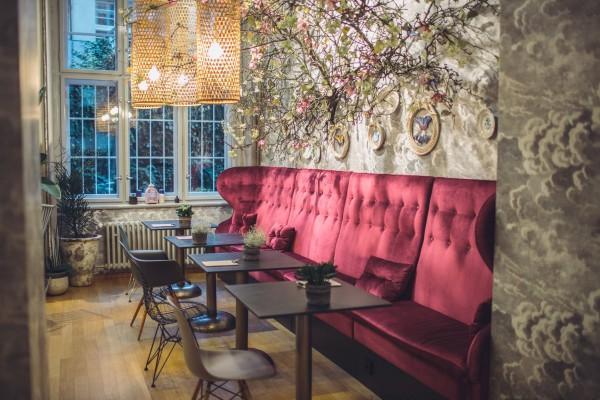 La Bohème Café