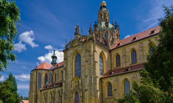 Самые знаменитые монастыри в Чехии