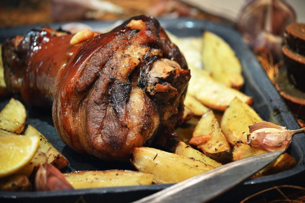свиное колено по чешски рецепт с фото