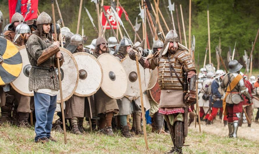 Средневековый фестиваль и Битва у Либушин 1