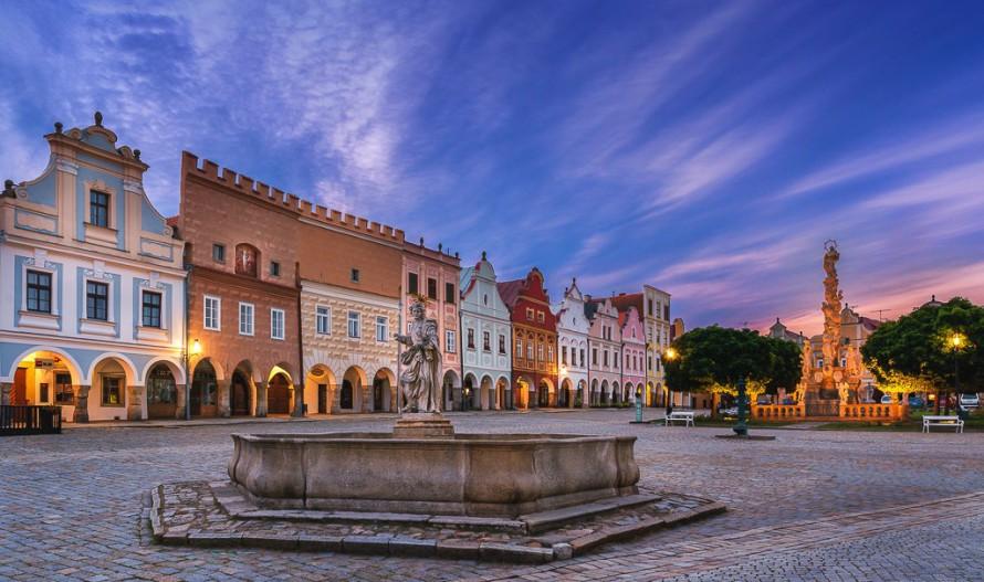 Самые посещаемые места в Чехии, II часть