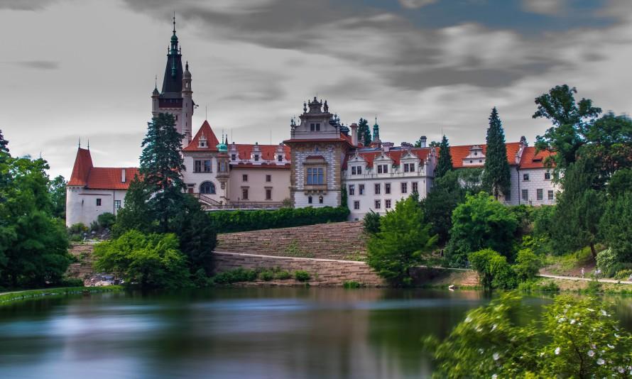 10 романтичных мест в Праге