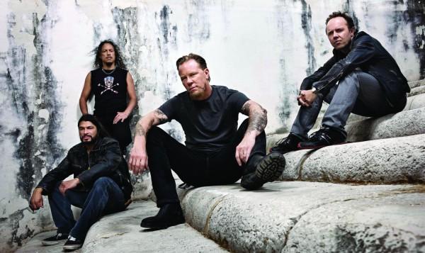 Metallica в Праге