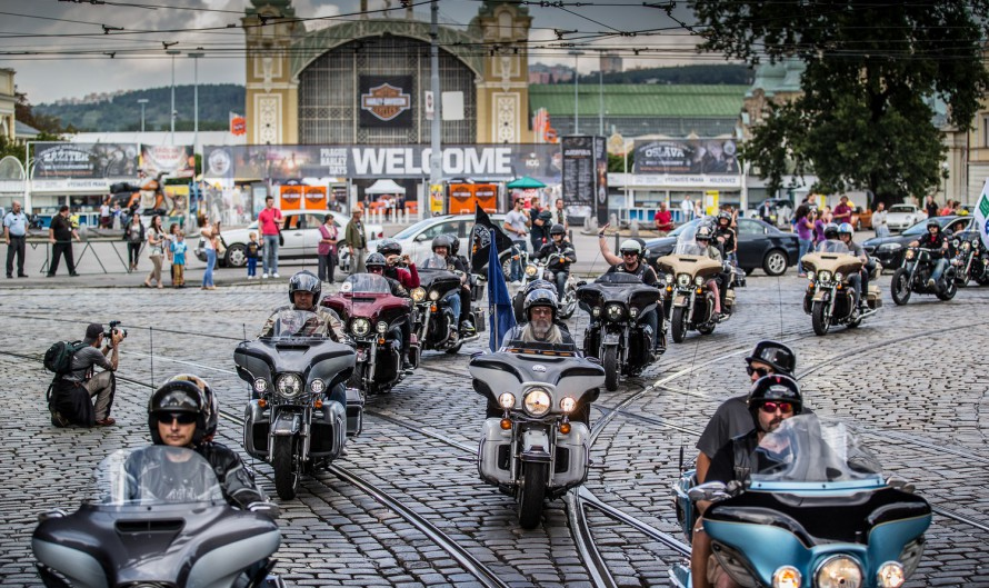 Prague Harley Days 7