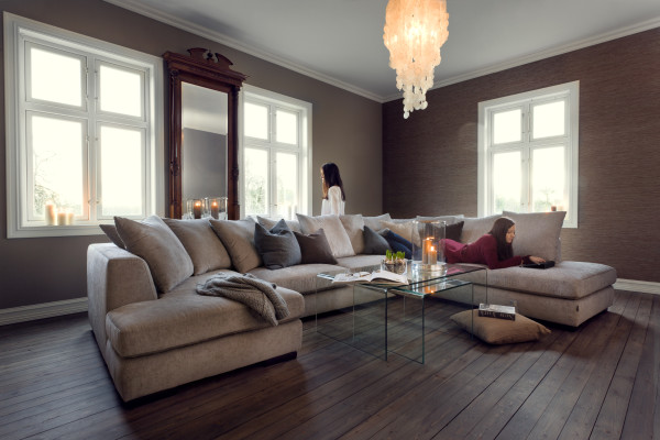 casa moderna nabytek