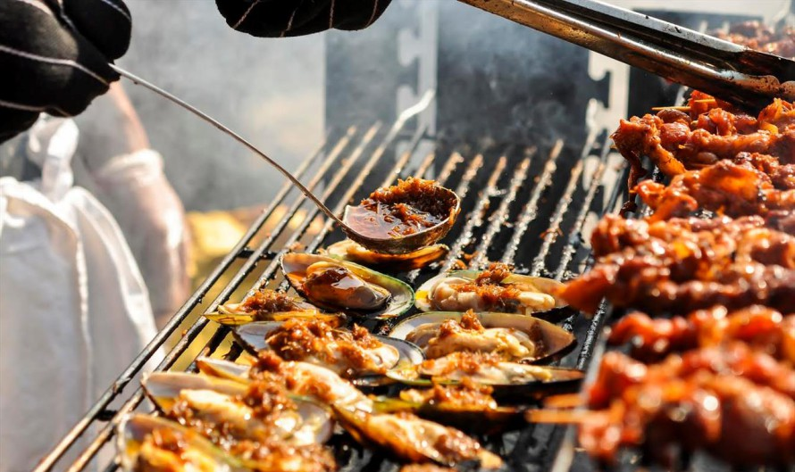 Exotic Food Festival 4