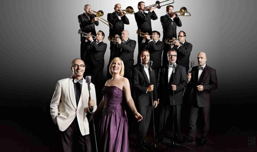 Знаменитый оркестр Гленна Миллера в Праге