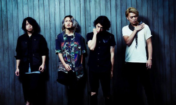 Японская группа One OK Rock в Праге