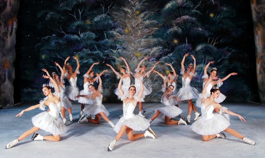 Петербургский государственный балет на льду