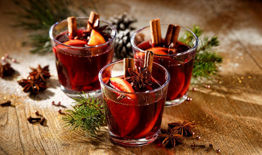 Рождественские напитки