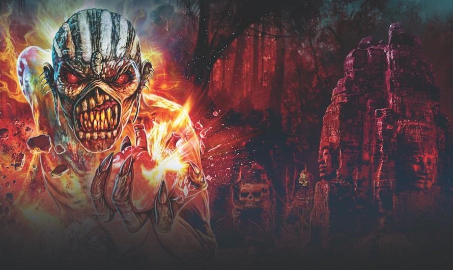 Iron Maiden в Праге