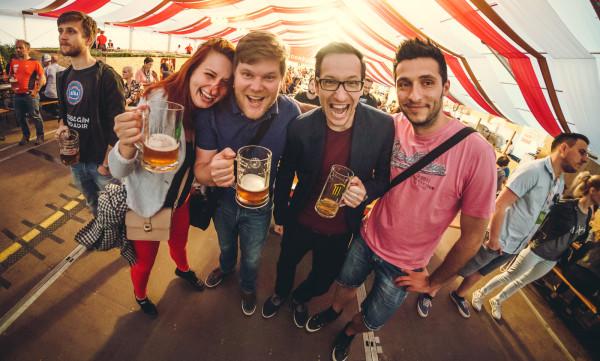 Český pivní festival Praha