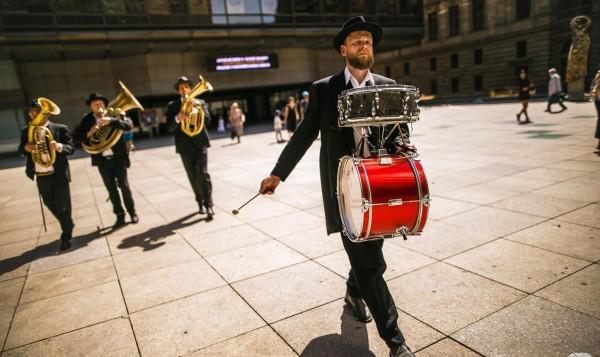 Прага живет музыкой
