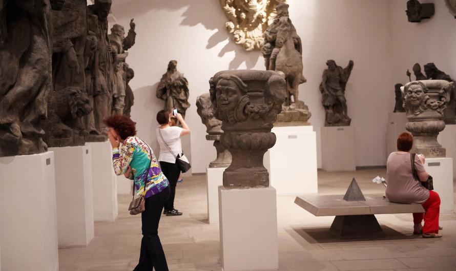 Пражская музейная ночь 7