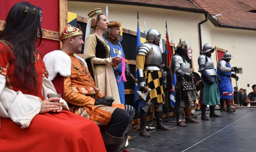 Средневековый праздник в Бржевновском монастыре 3