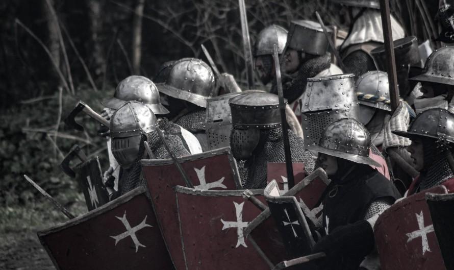 Средневековый фестиваль и Битва у Либушин 8