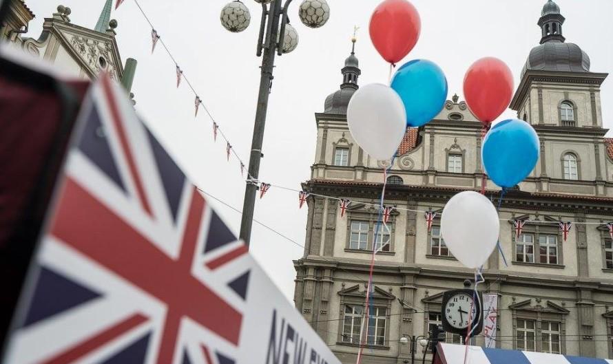 Британская ярмарка в Праге