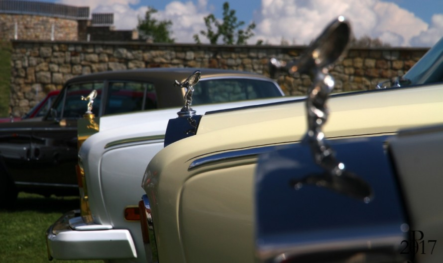 Съезд Rolls-Royce и Bentley