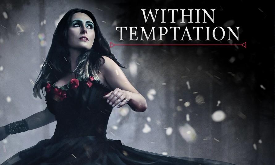 Within Temptation в Праге