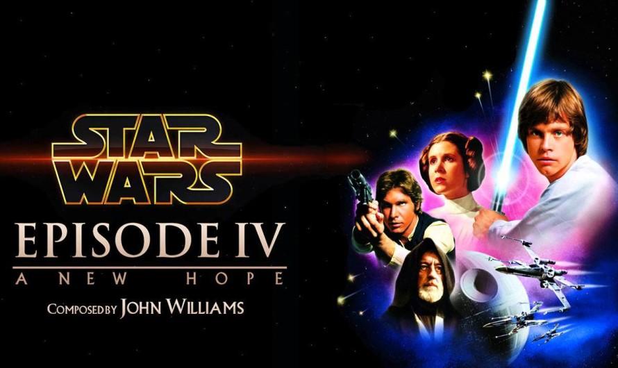 Звездные войны Эпизод IV