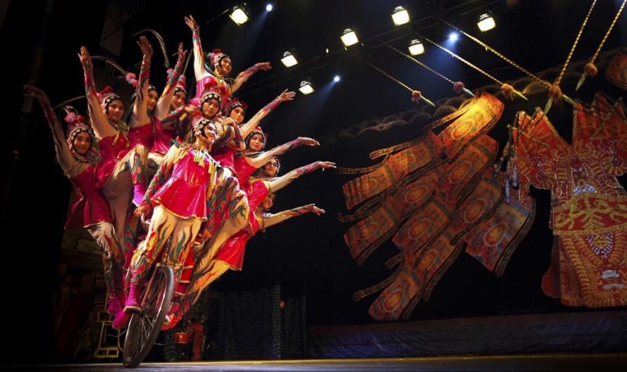 Китайский национальный цирк