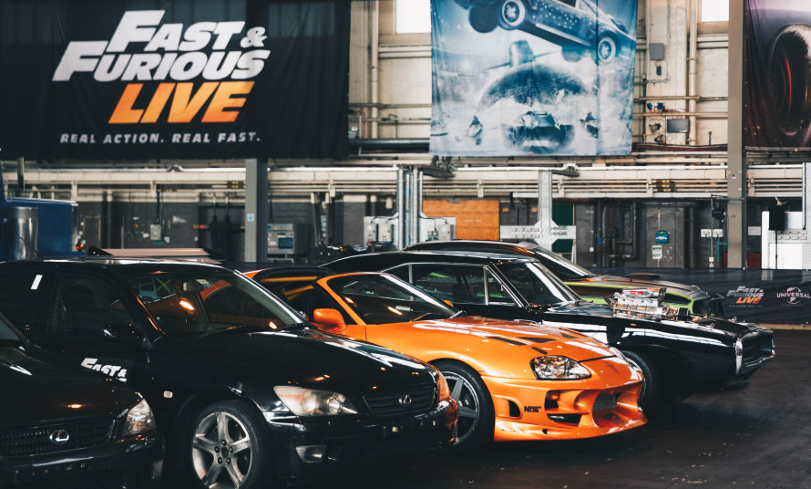 Fast and Furious Live 4
