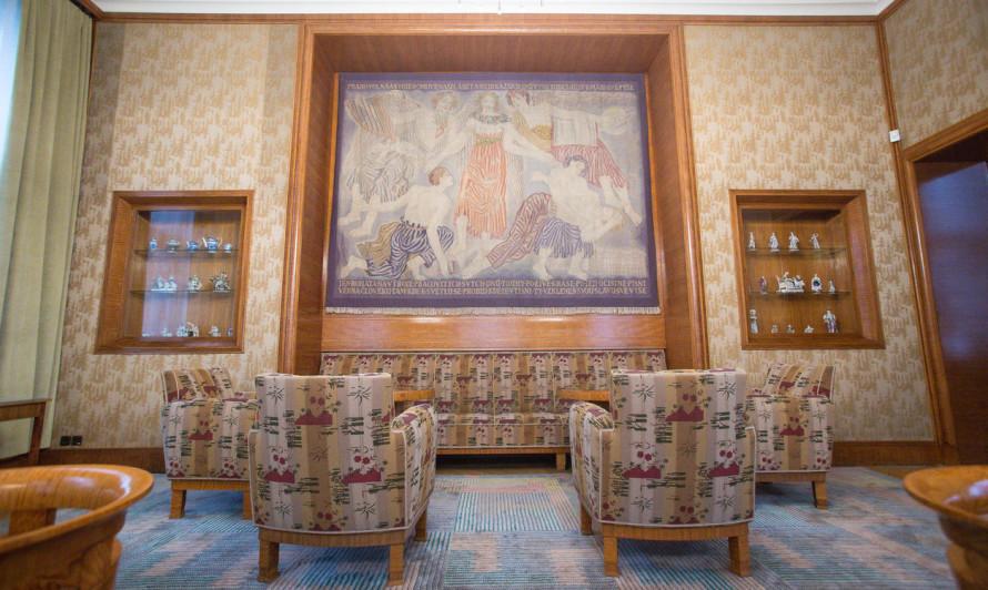 День открытых дверей в резиденции приматора Праги