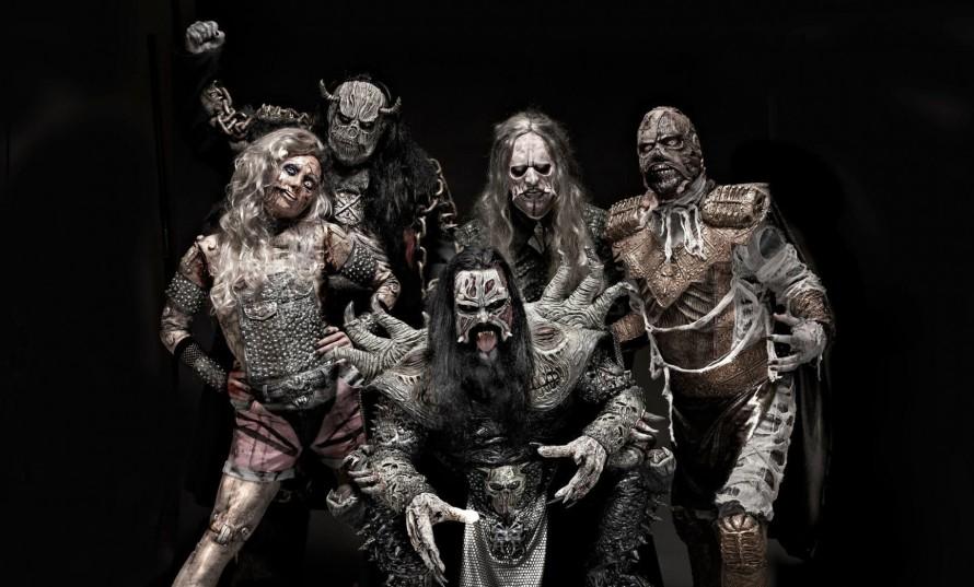 Lordi в Праге - SEXORCISM TOUR